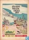 Comics - Ohee (Illustrierte) - 20.000 Mijlen Onder Zee