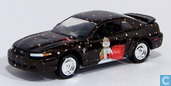 Modelauto's  - Johnny Lightning - Ford Mustang Cobra 'Coca Cola'