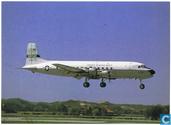 Douglas C-118 US Navy NAS Kevlavik at Valkenburg NAS