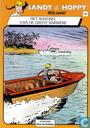 Comic Books - Sandy en Hoppy - Het raadsel van de Grote Barriëre