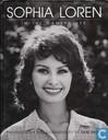 Sophia Loren in the camera eye
