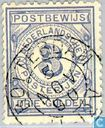 Postbewijs timbres