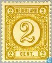 Postage Stamps - Netherlands [NLD] - Stamp for printer matter