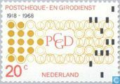 Postage Stamps - Netherlands [NLD] - Post Office Giro service
