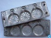 Templates and molds - Chocolate moulds - Zakhorloge
