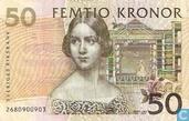 Zweden 50 Kronor 2002