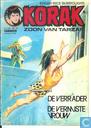 Comic Books - Korak - De verrader + De vermiste vrouw