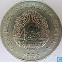 Roemenië 15 bani 1966