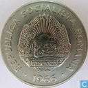 Rumänien 15 Bani 1966