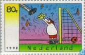 Timbres-poste - Pays-Bas [NLD] - FC Knudde