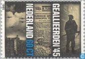 Postage Stamps - Netherlands [NLD] - Resistance and Liberation