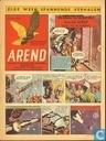 Bandes dessinées - Arend (magazine) - Jaargang 9 nummer 22