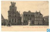 Roode Steen met Westfriesmuseum, Hoorn