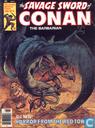 The Savage Sword of Conan the Barbarian 21