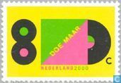 Timbres-poste - Pays-Bas [NLD] - Doe Maar