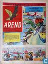 Bandes dessinées - Arend (magazine) - Jaargang 5 nummer 51