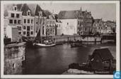Gezicht op Binnenhaven, Hoorn