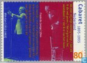 Timbres-poste - Pays-Bas [NLD] - Cabaret 1895-1995