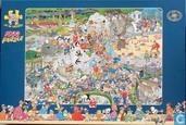 Jigsaw puzzles - Dierentuin - The Zoo Dierentuin Artis