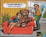 Teddyberen zijn liever dan mannen