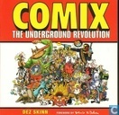 Comix - The Underground Revolution