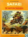 Strips - Safari - De motorcrosser