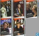 2005 Jubilé de la Reine Beatrix (AR 119)