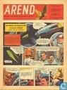 Bandes dessinées - Arend (magazine) - Jaargang 11 nummer 10