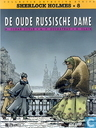 Strips - Sherlock Holmes - De oude Russische dame