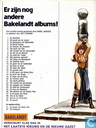 Bandes dessinées - Jean Gaillard - De gezant