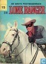 Strips - Lone Ranger - De grote postwagenrace