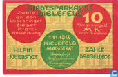 Bielefeld 10 Mark