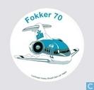 KLM cityhopper - F70 (01)