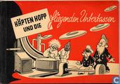 Bandes dessinées - Cappi - Käpten Kopp und die fliegenden Untertassen