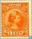 Briefmarken - Niederlande [NLD] - Prinzessin Wilhelmina