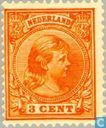 Postzegels - Nederland [NLD] - Prinses Wilhelmina