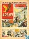 Bandes dessinées - Arend (magazine) - Jaargang 7 nummer 8