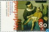 Postage Stamps - Netherlands [NLD] - Dutch 17th century art