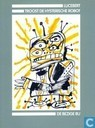 Troost de hysterische robot