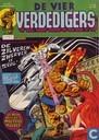 Comics - Fantastischen Vier, Die - De Zilveren Zwerver is terug!