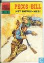 Bandes dessinées - Pecos Bill - Het Bowie-mes !
