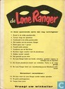 Comic Books - Lone Ranger - De grote postwagenrace