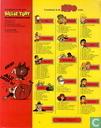 Strips - Billie Turf - De verschrikkelijke Billie