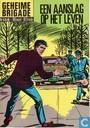 Comic Books - Aanslag op het leven, Een - Een aanslag op het leven