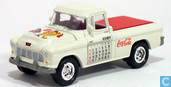 Voitures miniatures - Johnny Lightning - Chevrolet Cameo 'Coca-Cola'