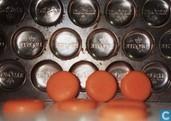 Mallen en matrijzen - Chocoladevormen - Droste, pastilles