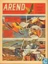 Bandes dessinées - Arend (magazine) - Jaargang 10 nummer 22