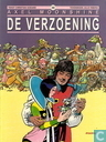 Comic Books - Axel Moonshine - De verzoening
