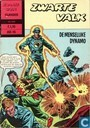 Bandes dessinées - Zwarte Valk - Een menselijke dynamo