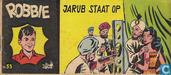 Strips - Robbie - Jarub staat op